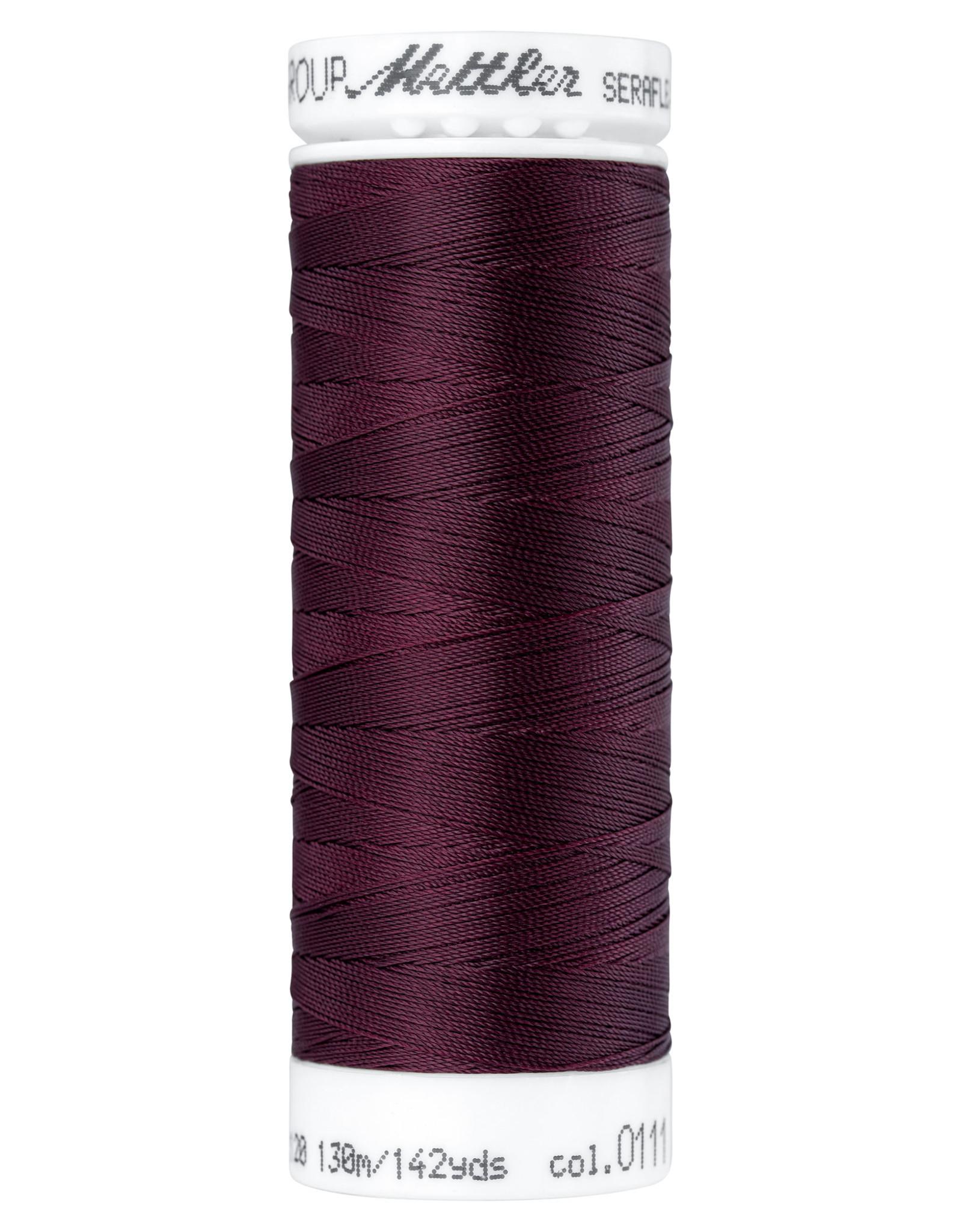 Mettler SERAFLEX elastisch naaigaren 120 130m/142yds nr 111