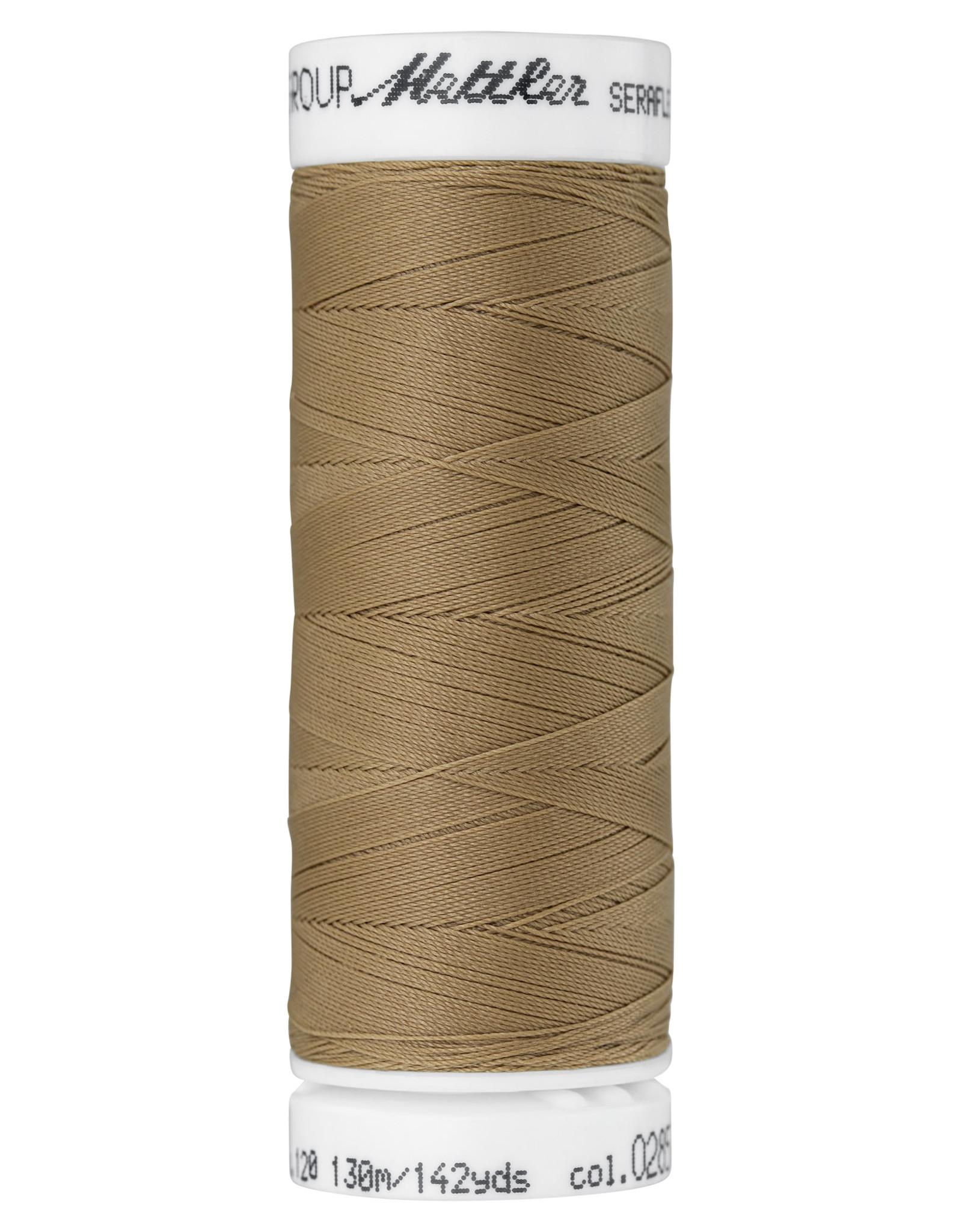 Mettler SERAFLEX elastisch naaigaren 120 130m/142yds nr 285