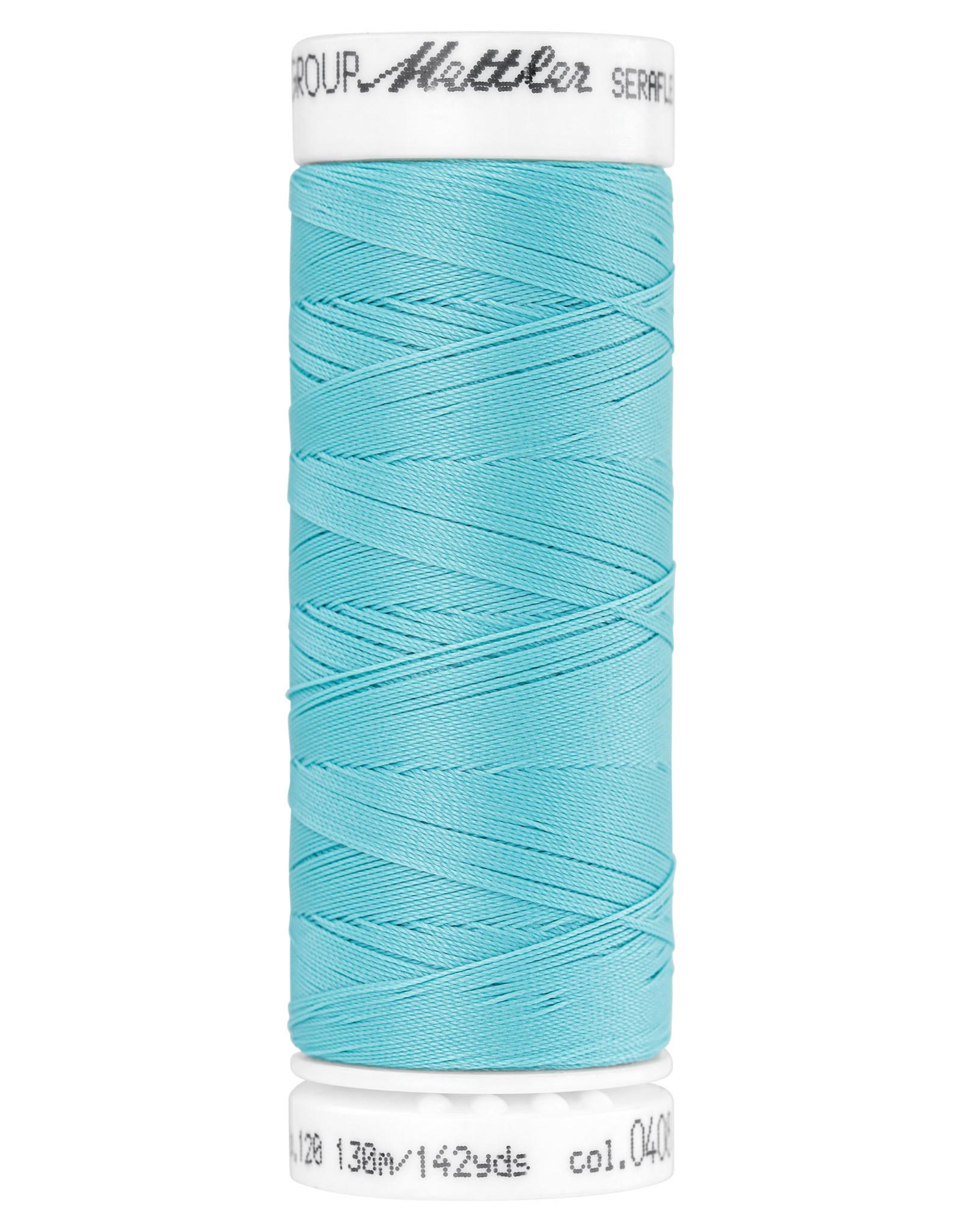Mettler SERAFLEX elastisch naaigaren 120 130m/142yds nr 408