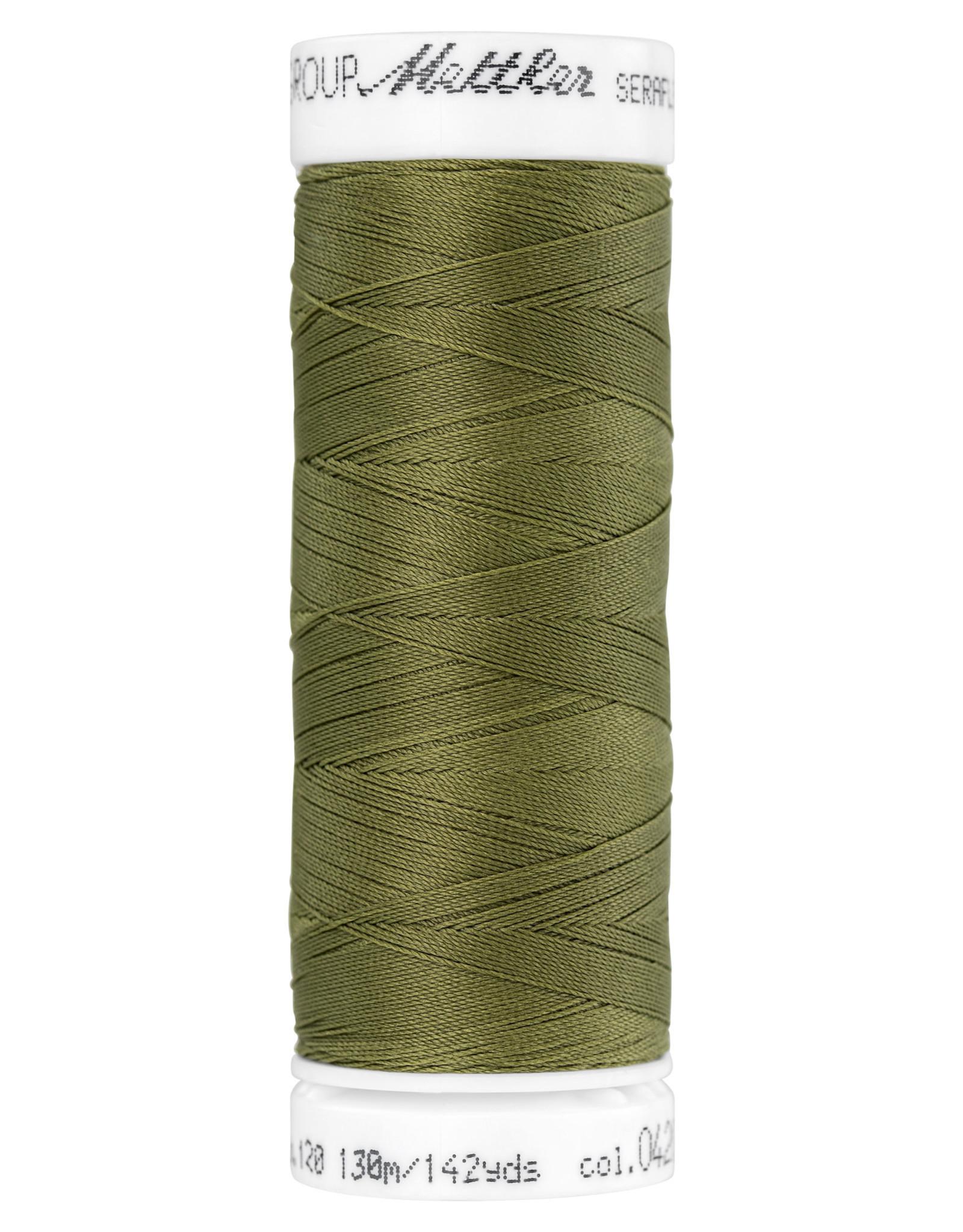 Mettler SERAFLEX elastisch naaigaren 120 130m/142yds nr 420