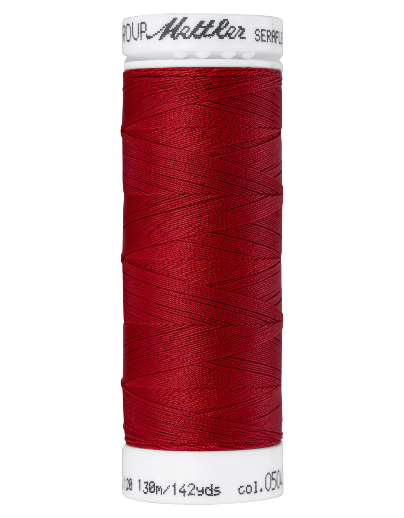 Mettler SERAFLEX elastisch naaigaren 120 130m/142yds nr 504