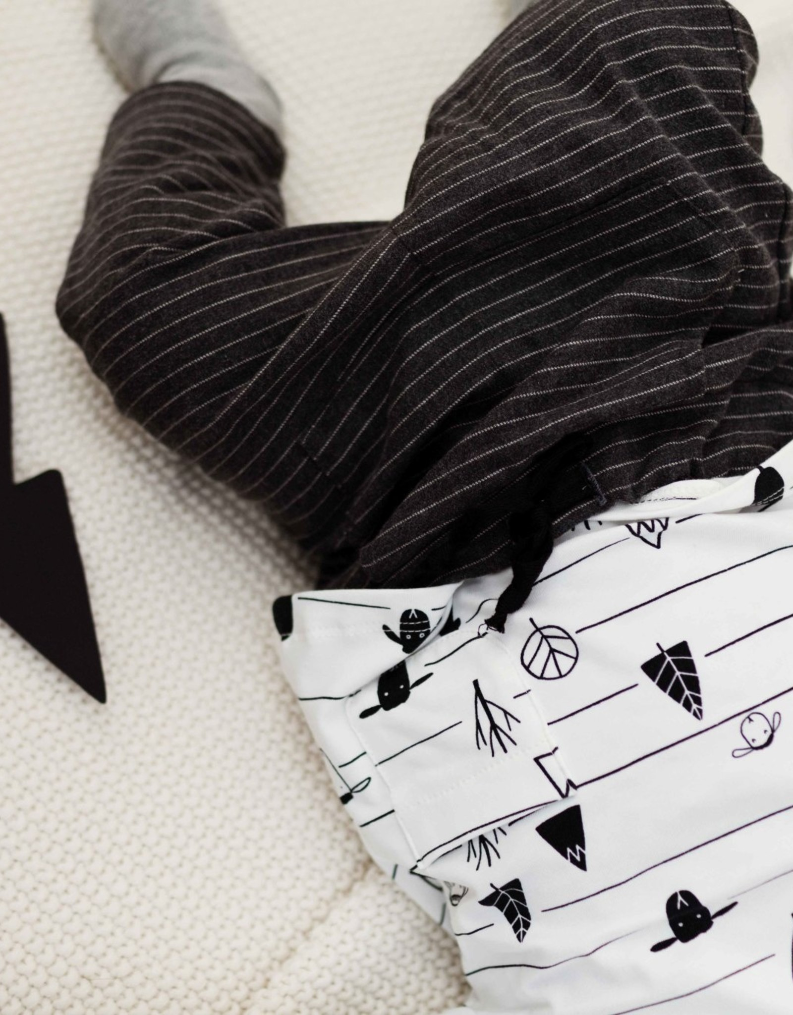 Katia Tricot The black sheeps stripes