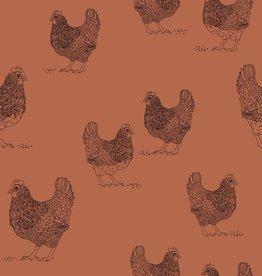 Katia Sweat chicken roest