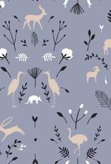 Katia *Sweat countryside grijsblauw