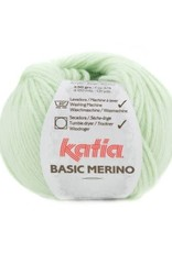 Katia Garen Basic Merino 85 zeer licht groen