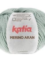 Katia Garen Merino Aran 91 oud munt