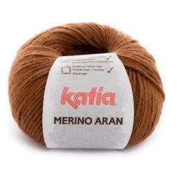 Katia Garen Merino Aran 37 licht bruin