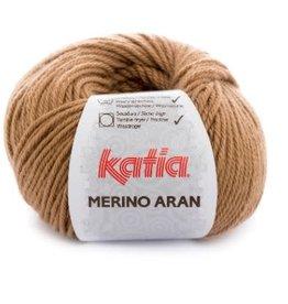 Katia Garen Merino Aran 35 camel