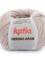 Katia Garen Merino Aran 11 licht beige