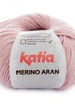 Katia Garen Merino Aran 53 oud roze