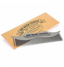 Mr Bear Mr Bear Family Moustache Comb