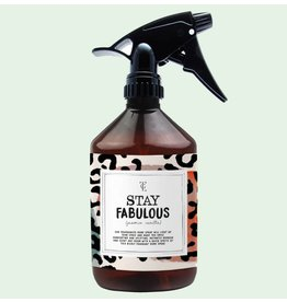 The Gift Label Homespray Stay Fabulous