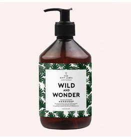 The Gift Label Handsoap Wild & Wonder