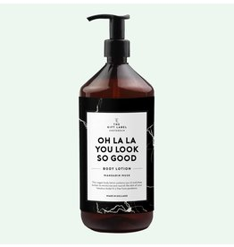 The Gift Label Body Lotion - You Look So Good