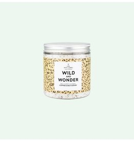The Gift Label Body Scrub - Wild & Wonder