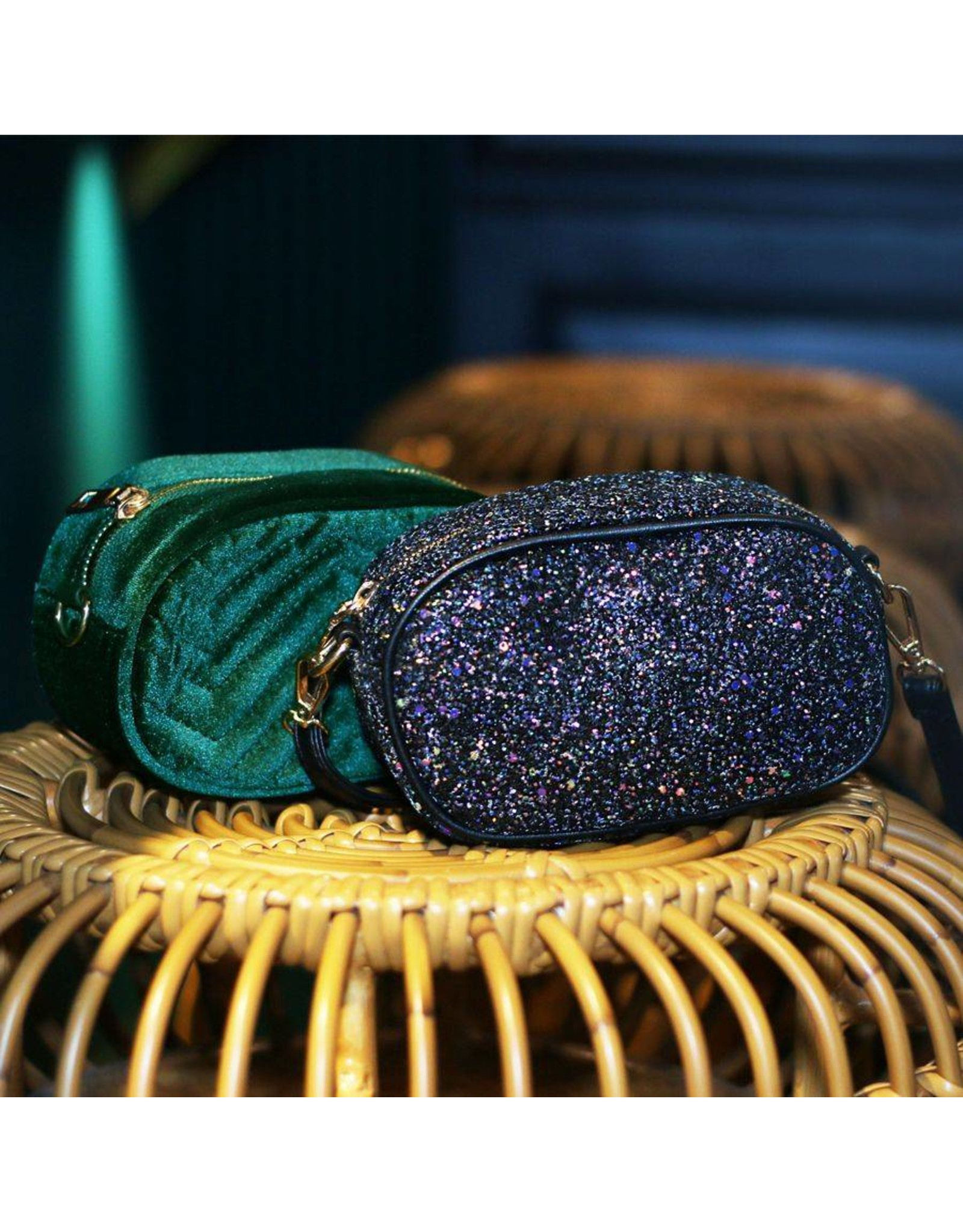 My Jewellery The Green Bumbag
