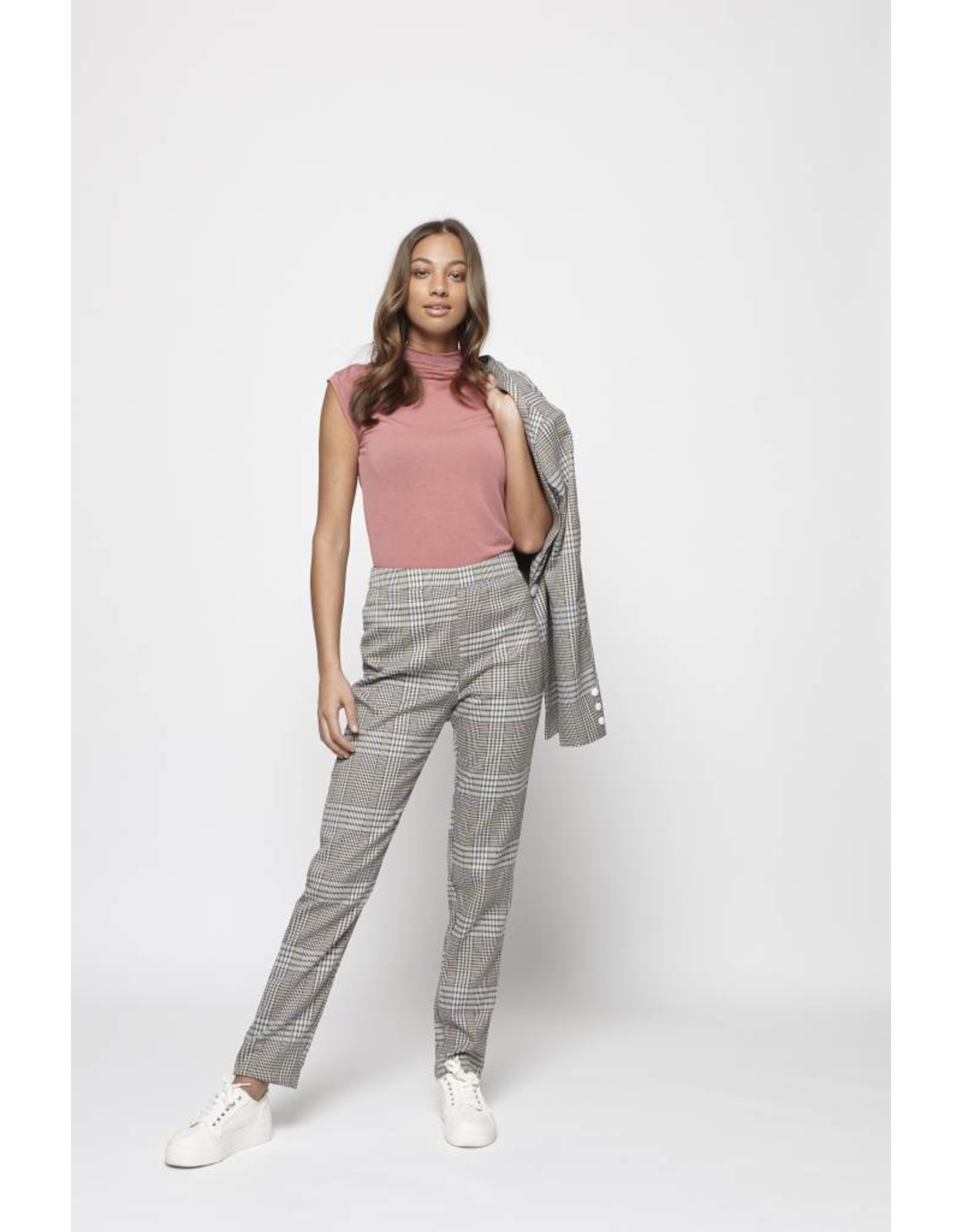 Lofty Manner Trouser Nickie Pink