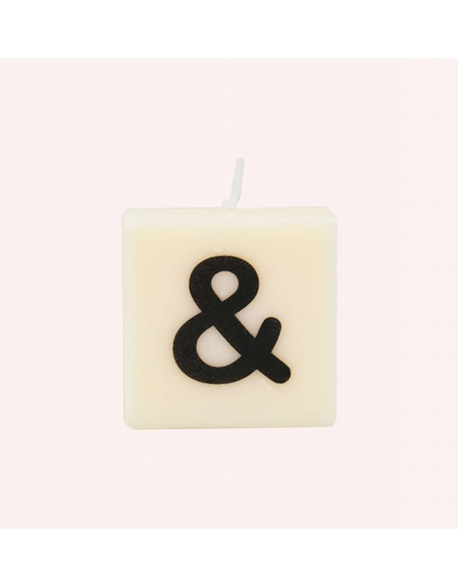 The Gift Label Letter Candles