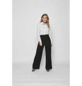Lofty Manner Trouser Roslyn Black