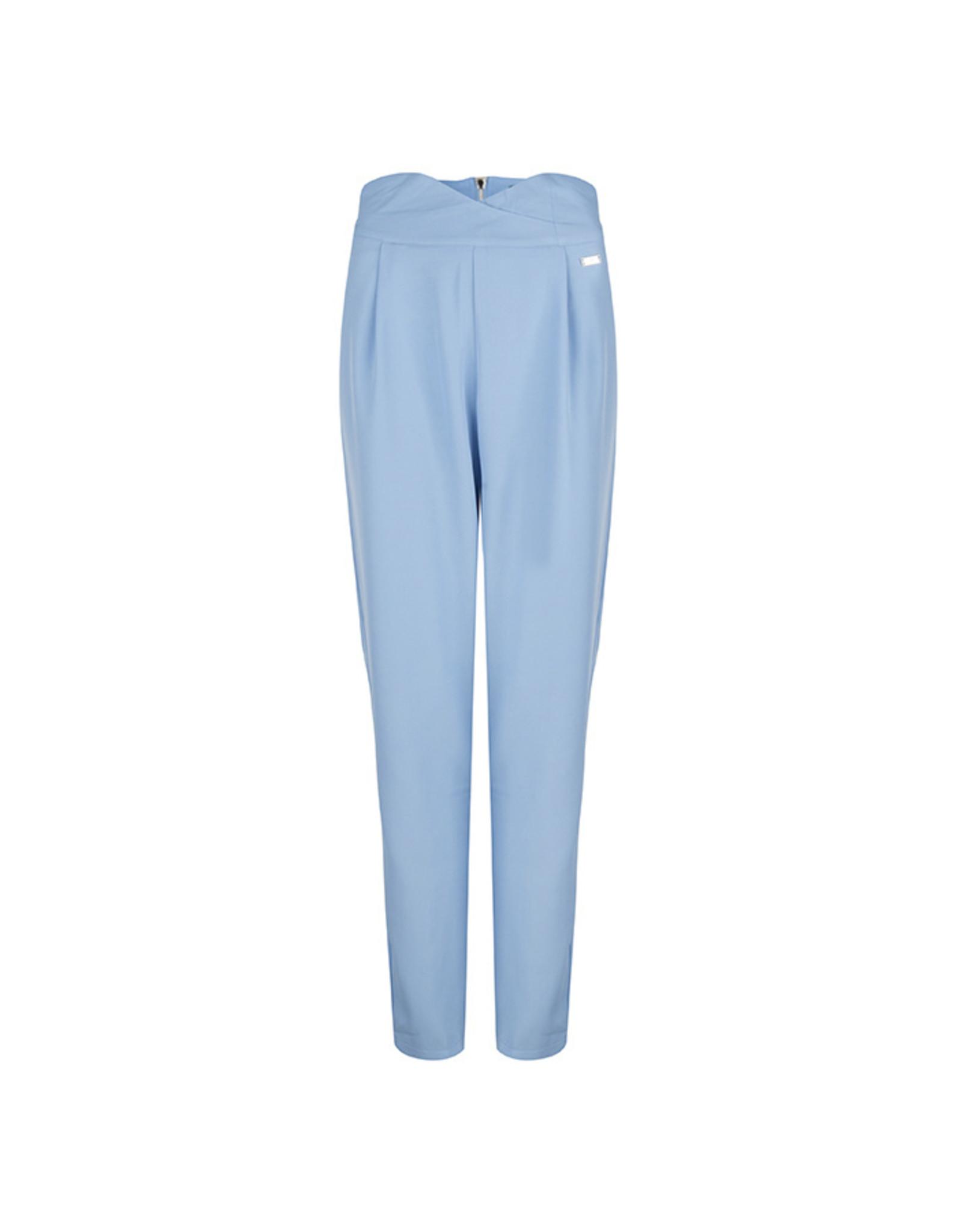 Lofty Manner Trouser Gitana Blue