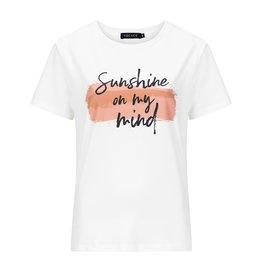 Ydence Top Sunshine Peach