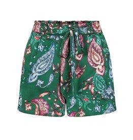 Ydence Short Fleur Green