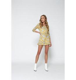 Lofty Manner Jumpsuit Marise Yellow