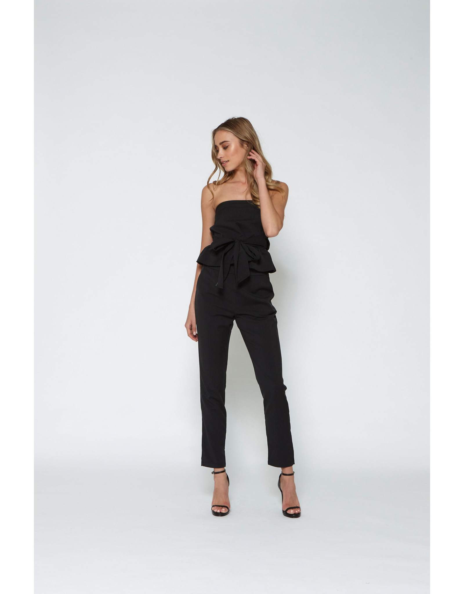 Lofty Manner Trouser Cecile Black