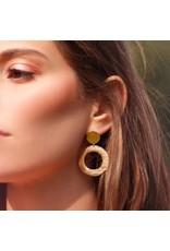 My Jewellery Statement Oorhangers Kleine Ring My Jewellery