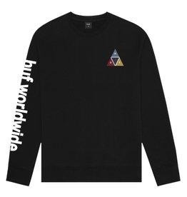 HUF Prism Crew HUF Black