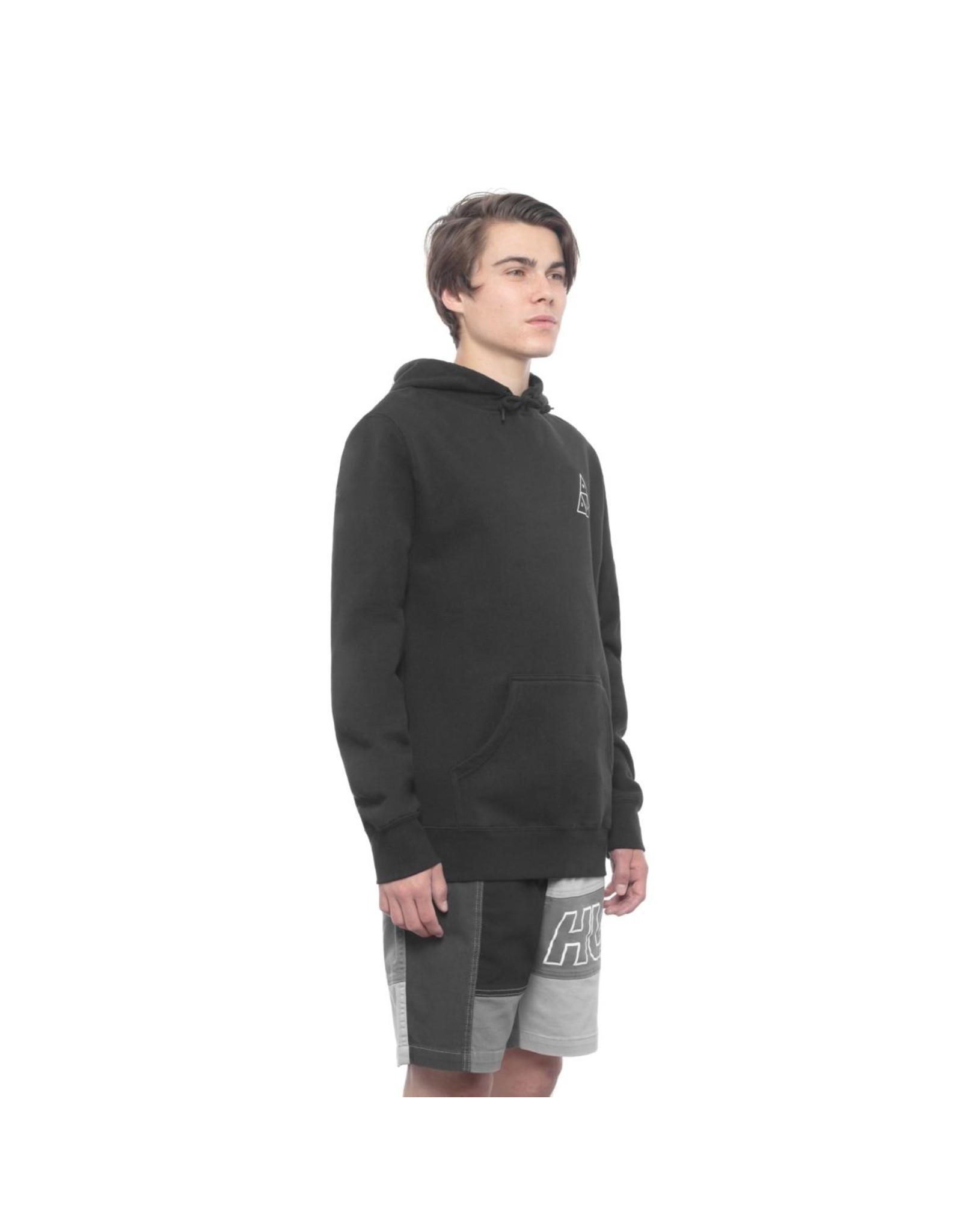 HUF Essentials TT Pullover Hoodie HUF Black