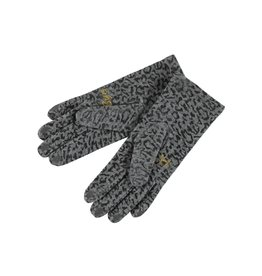 Birds on the run Glove Wool Allover Printed Animal 15121