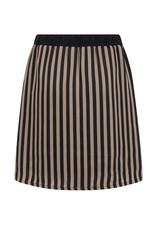 Ydence Skirt Sacha Black Stripes