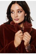 Rut & Circle Tyra Faux Fur Jacket