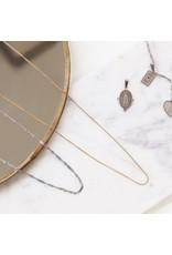 My Jewellery Basis Kettinkje Fijn Goud 000678