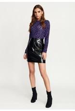 Rut & Circle Hailey Skirt Black