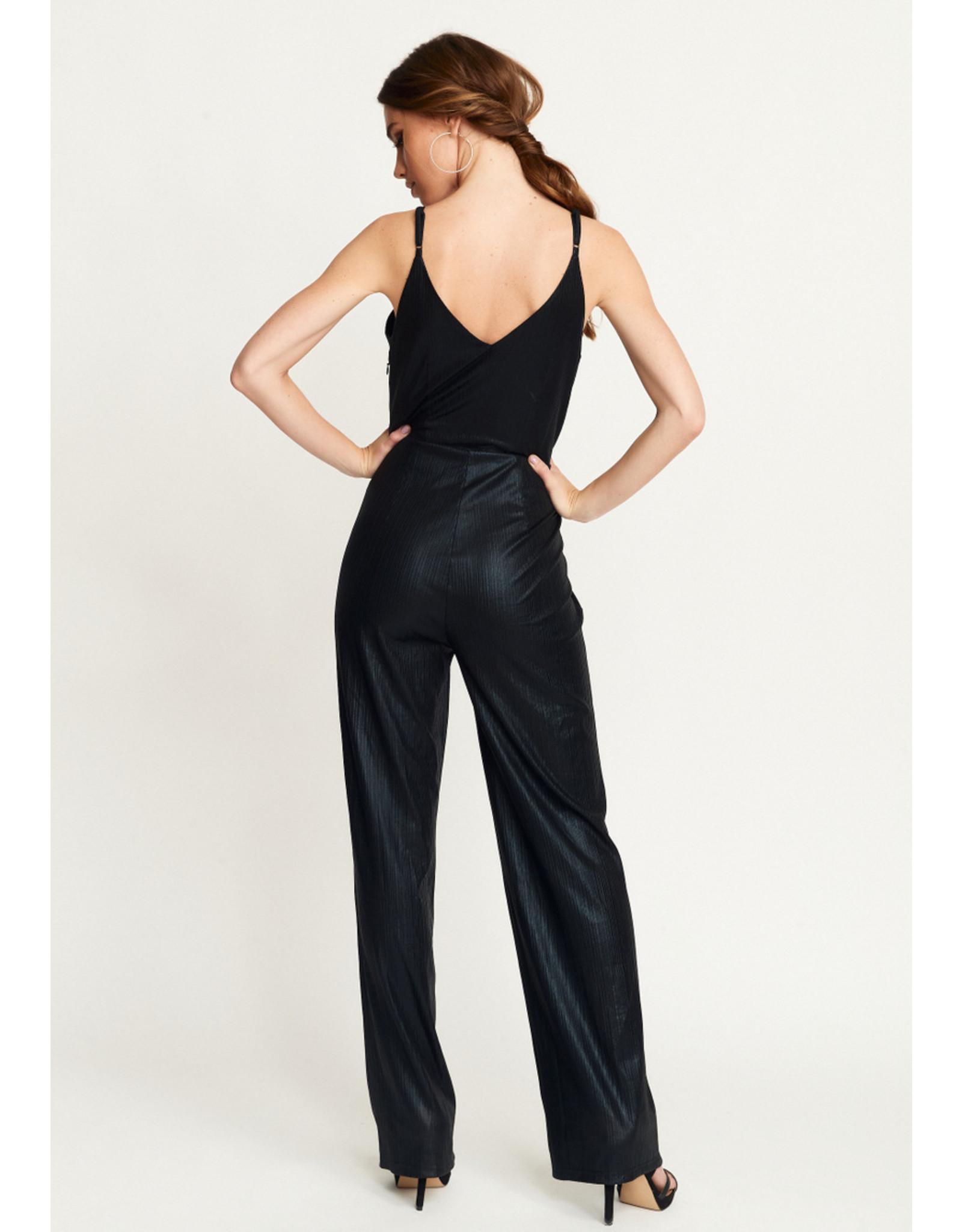 Rut & Circle Emilia Jumpsuit Black