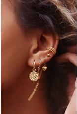 My Jewellery Ear cuff drie ringetjes