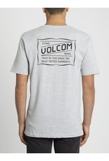 Volcom Road Test BSC SS - Heather Grey