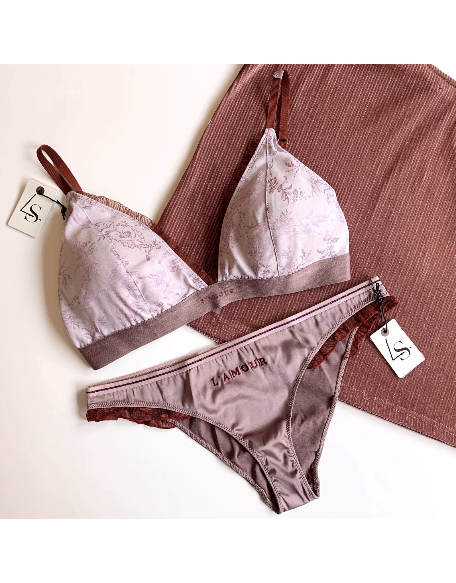 Love Stories Intimates Showgirl