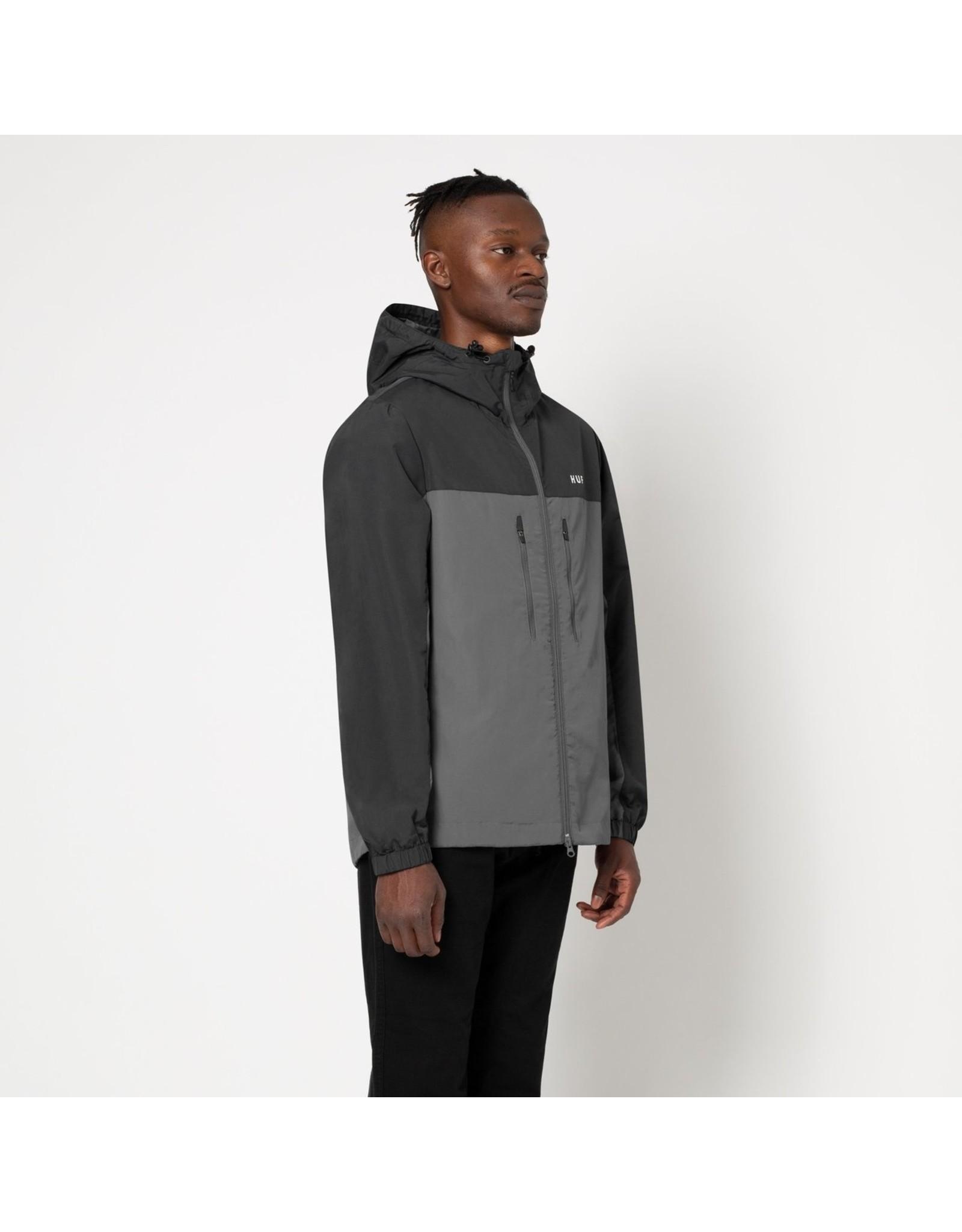 HUF Huf Standard Shell 3 Jacket Black