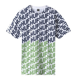 HUF Huf Wave S/S Tee - Hot Lime