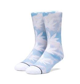 HUF Huf Digital Cloud Plantlife Socks Greek Blue