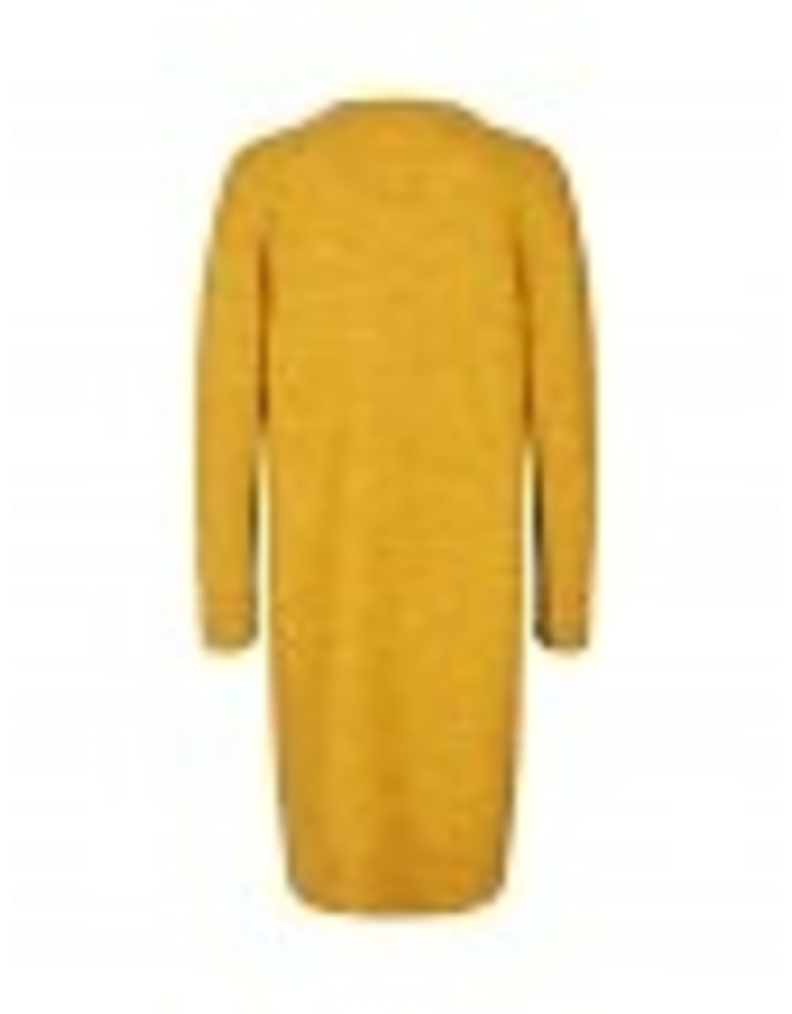 Freequent Mozon Cardigan Golden Yellow Melange