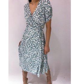 Label Noir Maxi Dress Mint