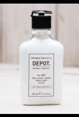 Depot Depot N° 402 Pre & Post Shave Emollient FLuid