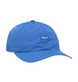 HUF Huf DWR Fuck It 6 Panel Hat - Olympian Blue