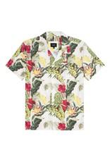 HUF Huf Paraiso Resort S/S Woven Shirt - Natural