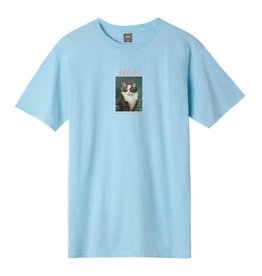 HUF Huf Lost S/S Tee - Greek Blu