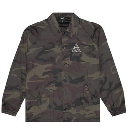 HUF Huf Essentials TT Coaches Jacket - Woodland